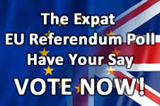 EU Referendum - Vote Now