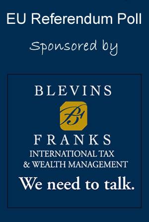 EU Poll Sponsor Blevins Franks