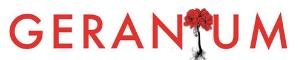 Geranium banner