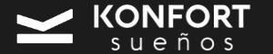 Konfort Sueños Banner