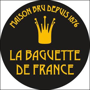 La Baguette border