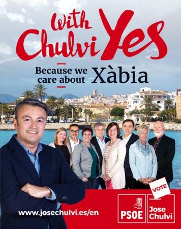 Chulvi Campaign Foto