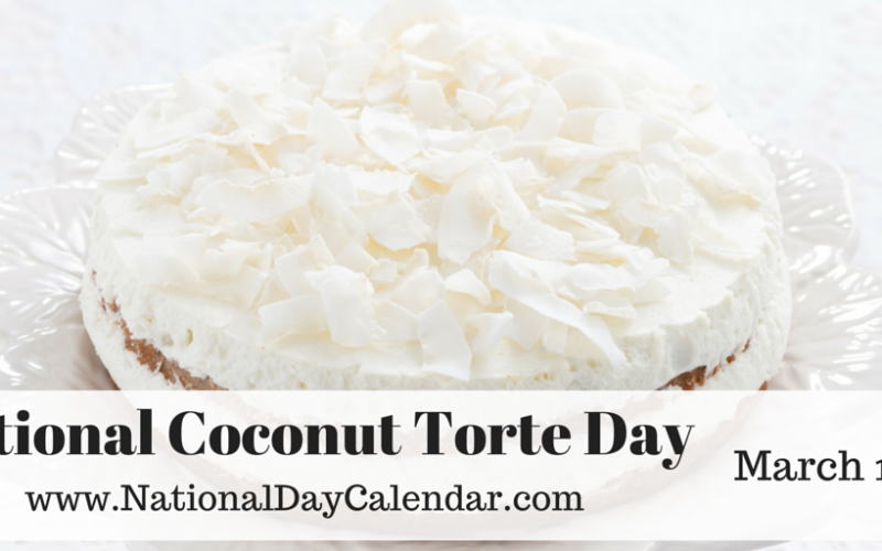 national-coconut-torte-day-march-13