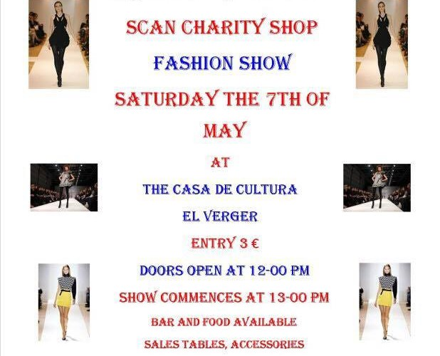 scan charity fashion show