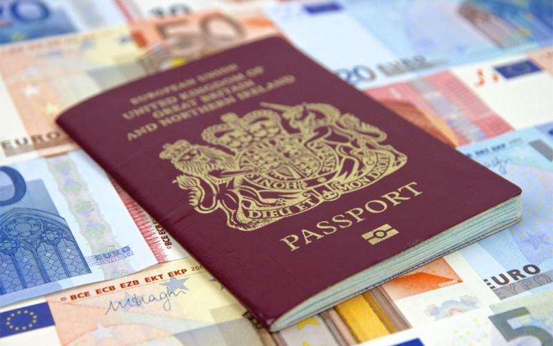 Passport-Euro