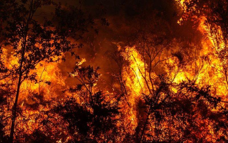 Galicia-fire