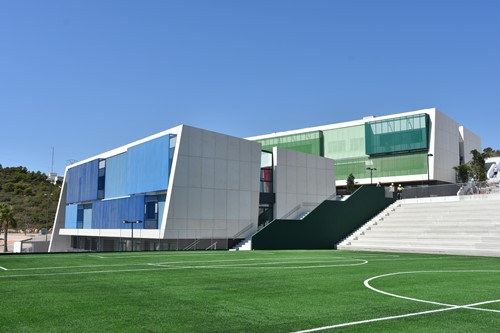 LES New Facilities