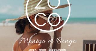 Cartel zoco Montgo Di Bongo