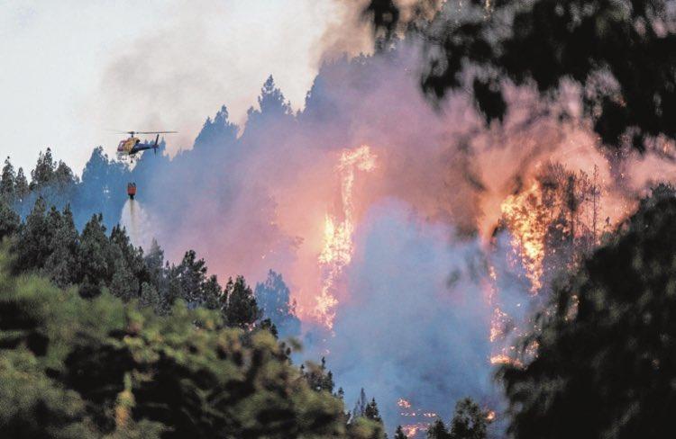 Fire Gran Canaria
