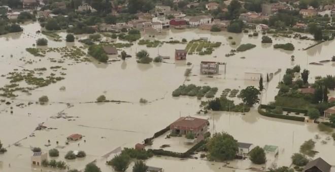 Gota Fria Floods