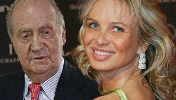 King Juan Carlos and Ex-Mistress
