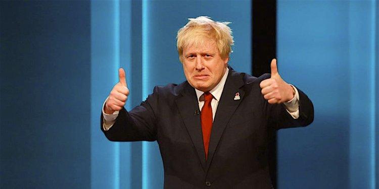Boris Johnson No Deal