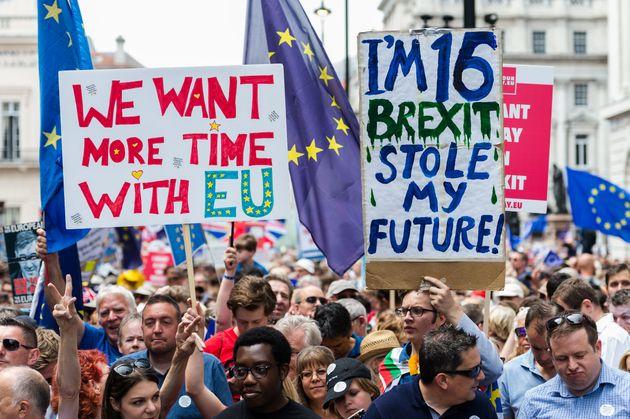 Brexit voters