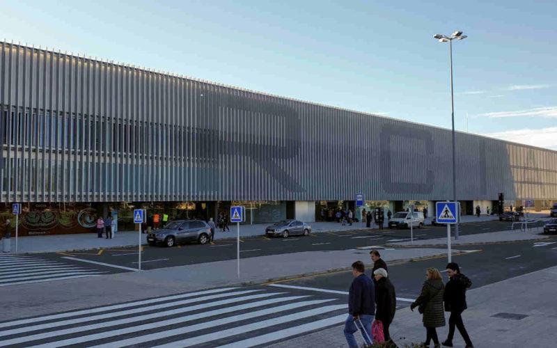Corvera airport
