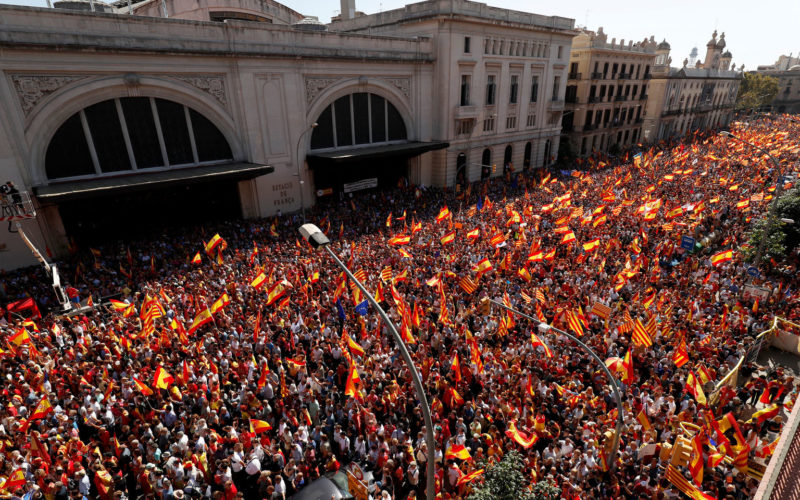 United Spain March