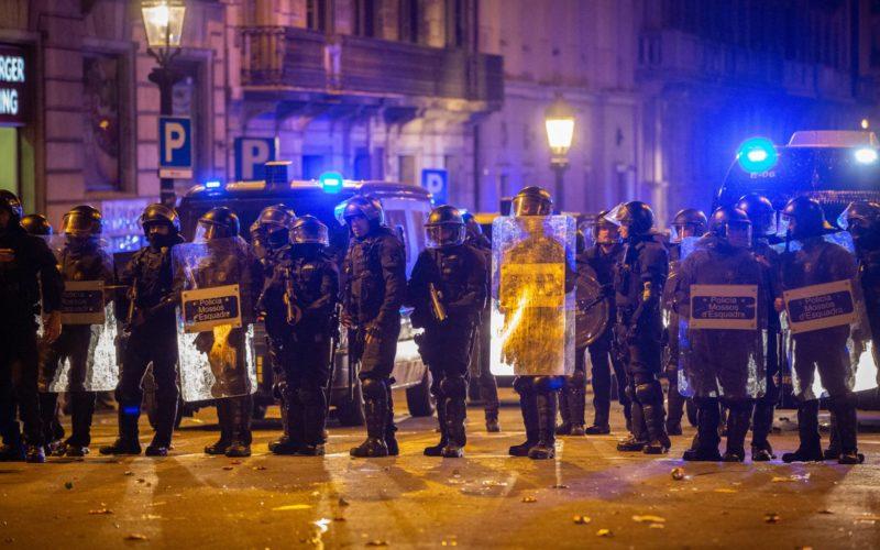Police Barcelona