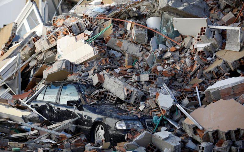 Albanian earthquake