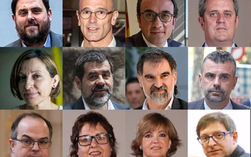 Catalan prison authorities propose ordinary regime for separatist leaders