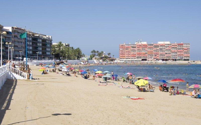 Los Locos beach