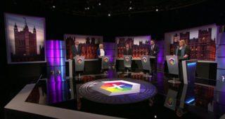 NI parties clash during BBC election debate