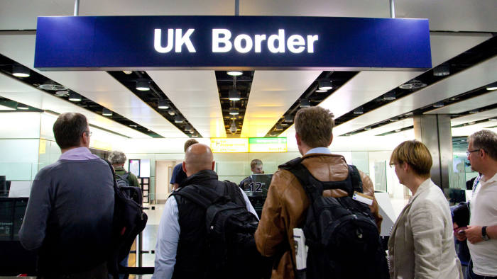 border security after Brexit