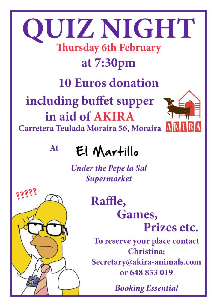 Akira Quiz Night Feb2020-1