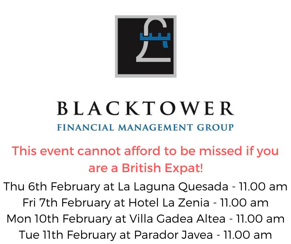 Blacktower Brexit Seminars