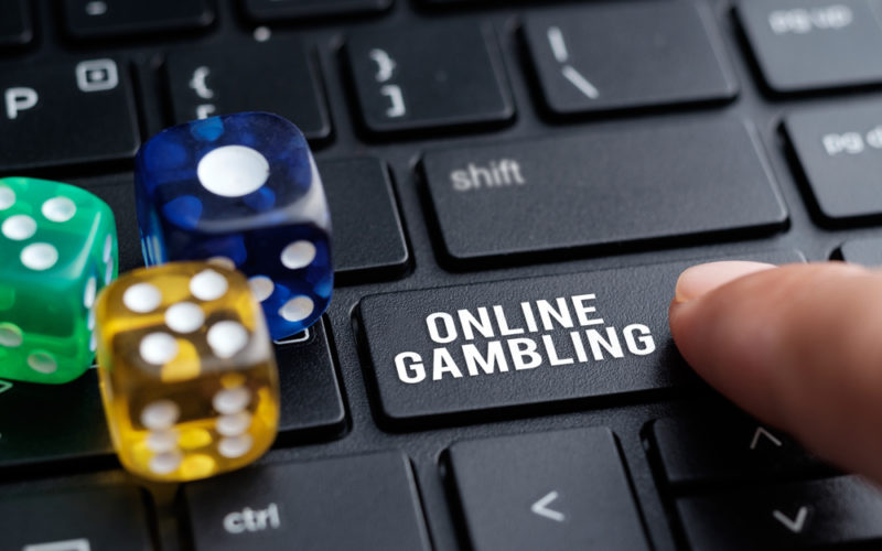 Illegal online gambling scheme dismantled, press release, 12-11-2018