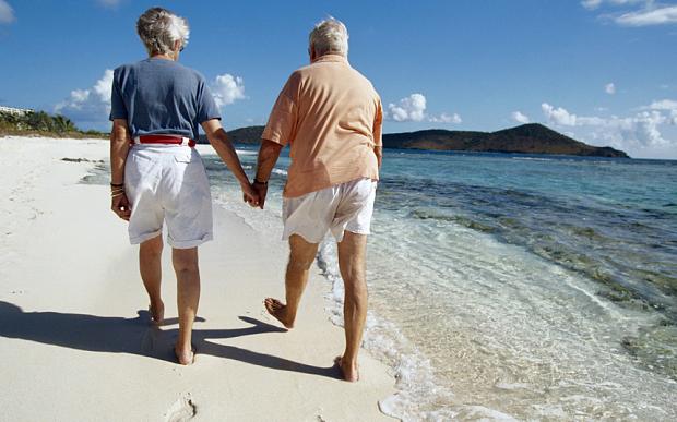 UK pensioners living in Spain