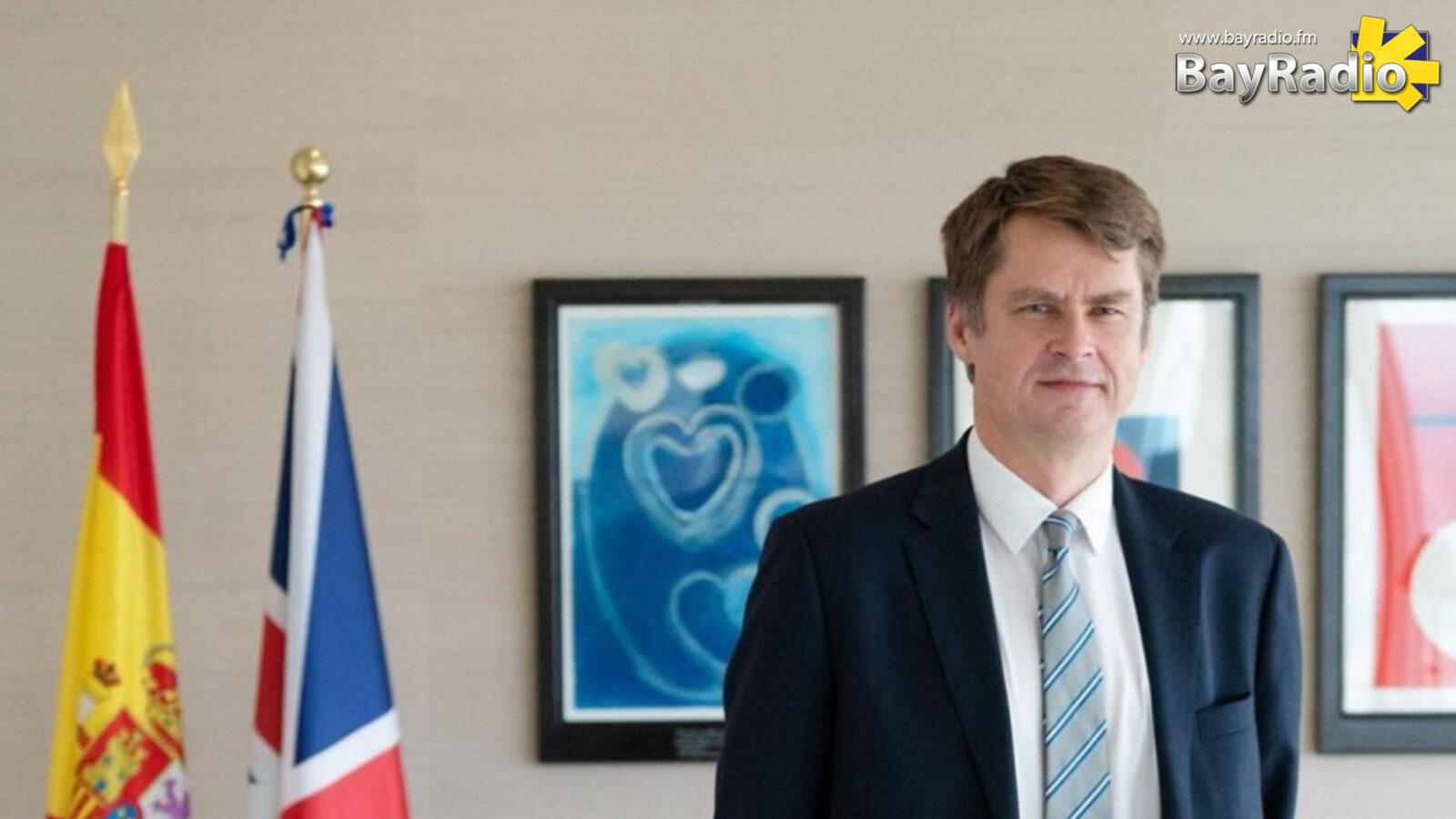 HMA Hugh Elliott Speaking to BayRadio on Covid-19 Coronavirus and Advice for British Expats 18-03-20