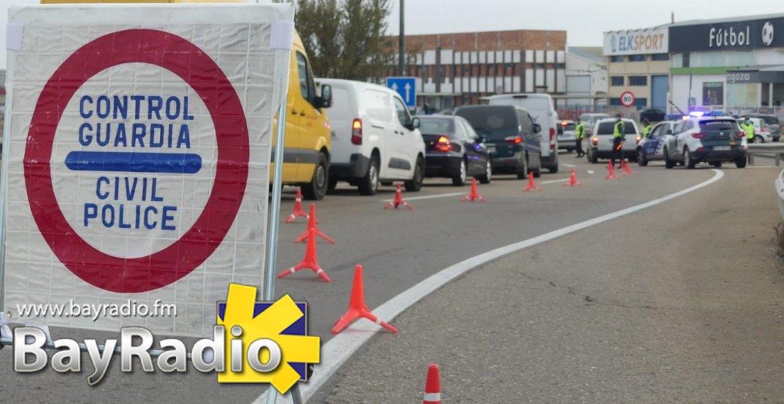 border closure comunidad valenciana