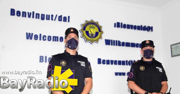 Squatters Denia Costa Blanca police lega