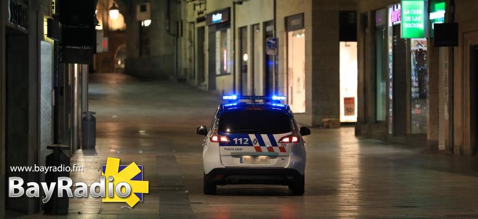 Curfew Spain nationwide toque de queda