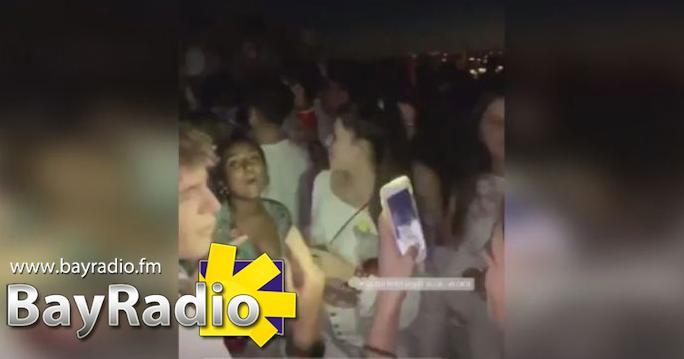 Valencia party COVID-19