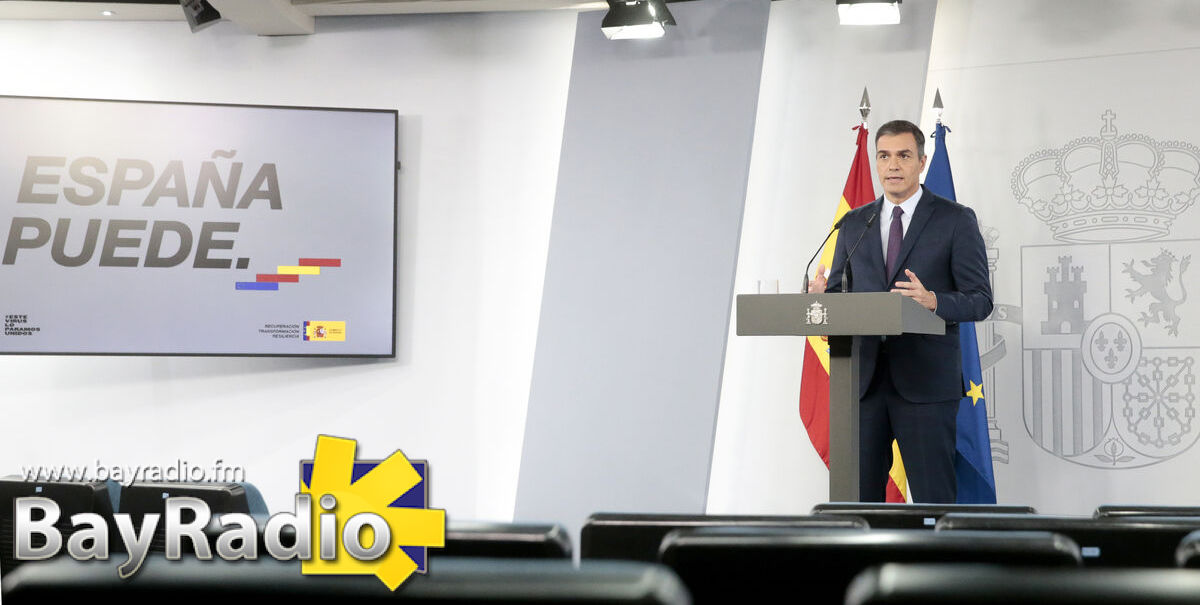 state of alarm Spain
