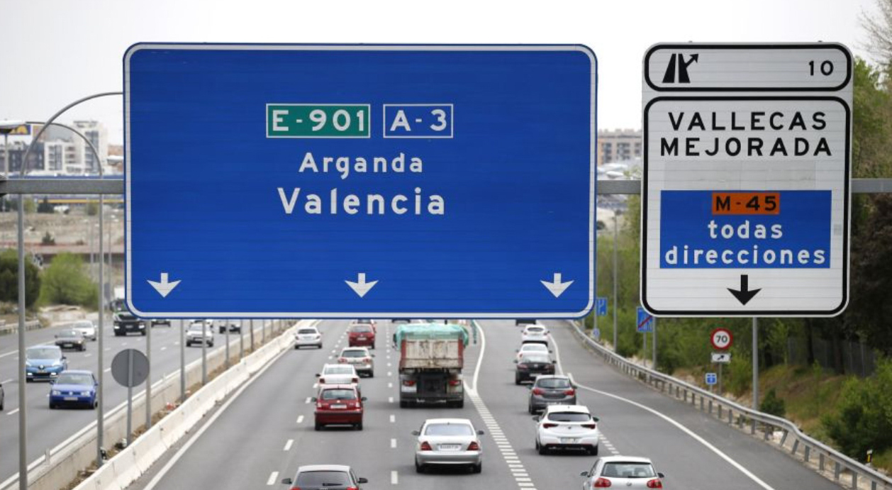 Madrid lockdown valencia