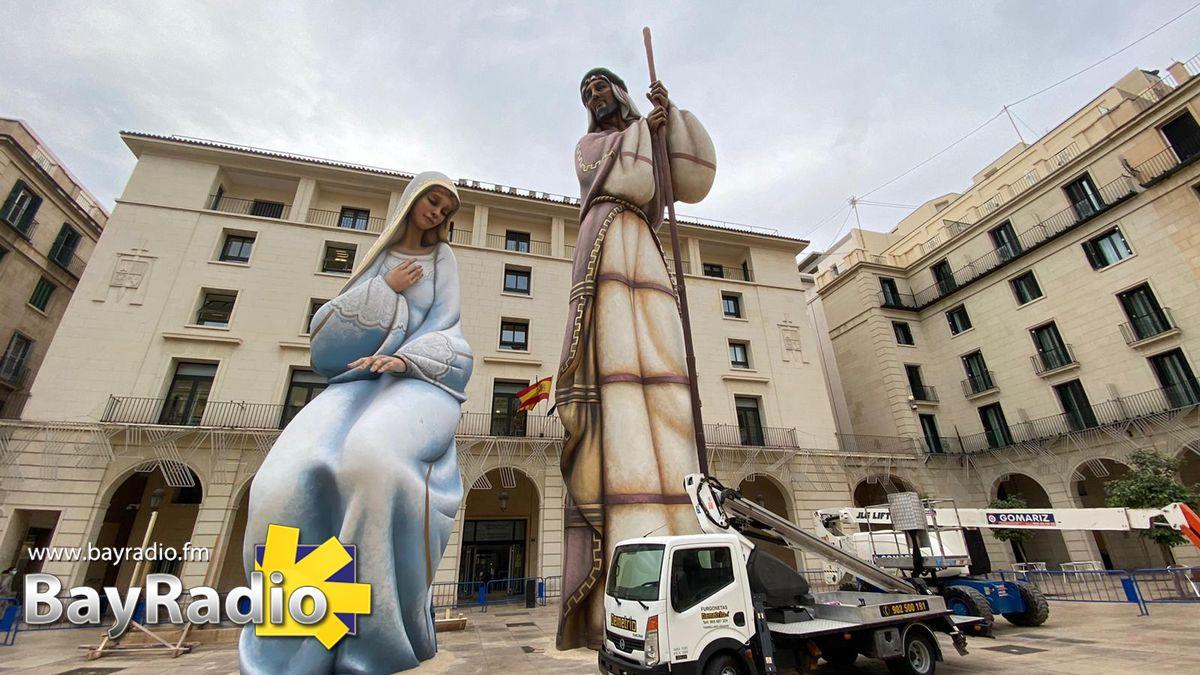 nativity scene tallest world guinness records alicante