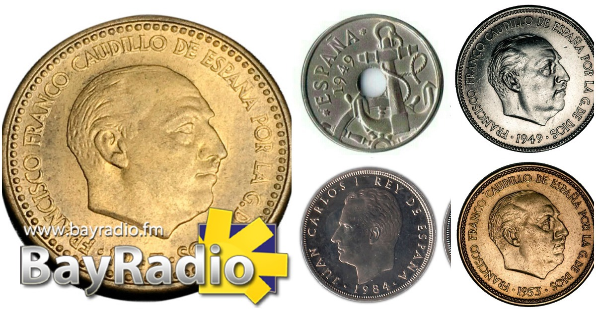 collectible pesetas