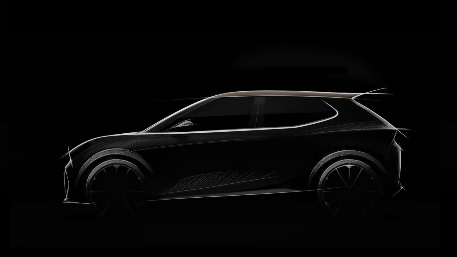 2025 Seat Electric Urban Car Teaser 1700x956