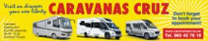 Caravanas Cruz 300 X 60 2