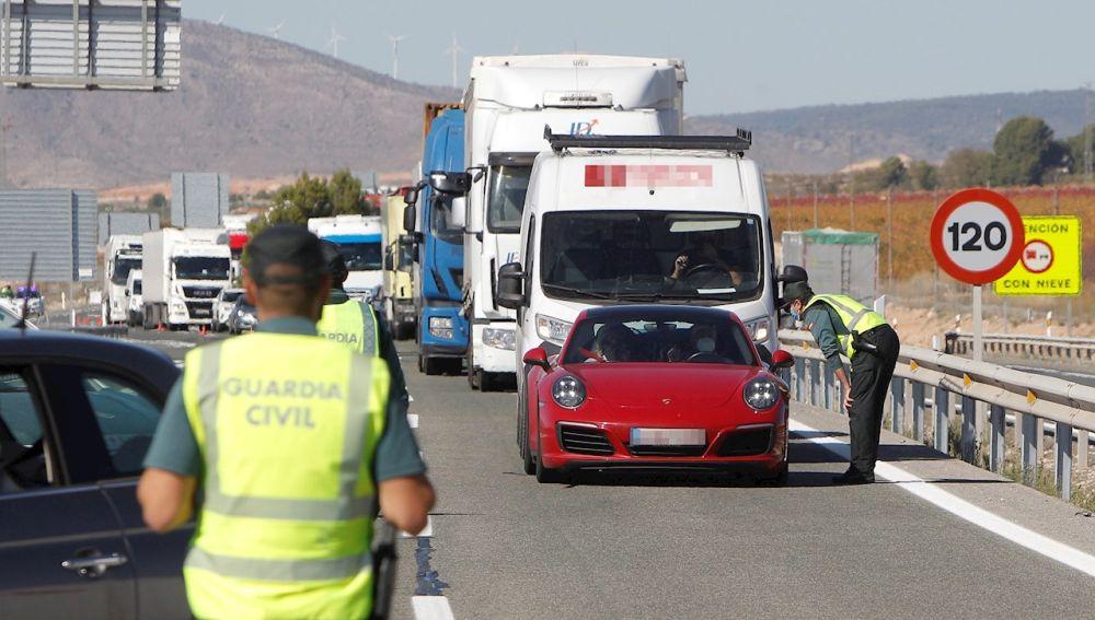 Restricciones España