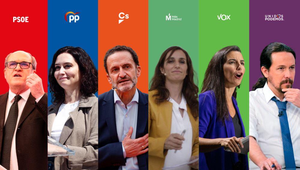 Elections Madrid