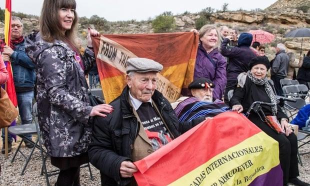 International Brigade Veteran