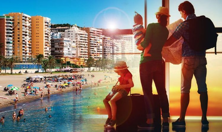 Spain Plans To Welcome British Tourists