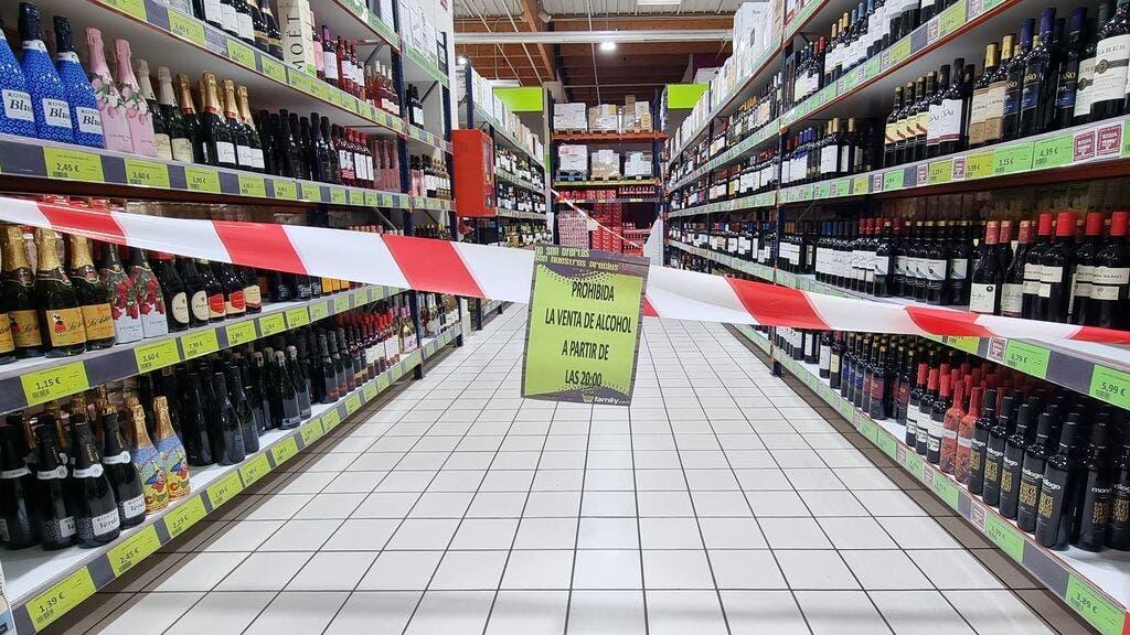 Alcohol Curfew