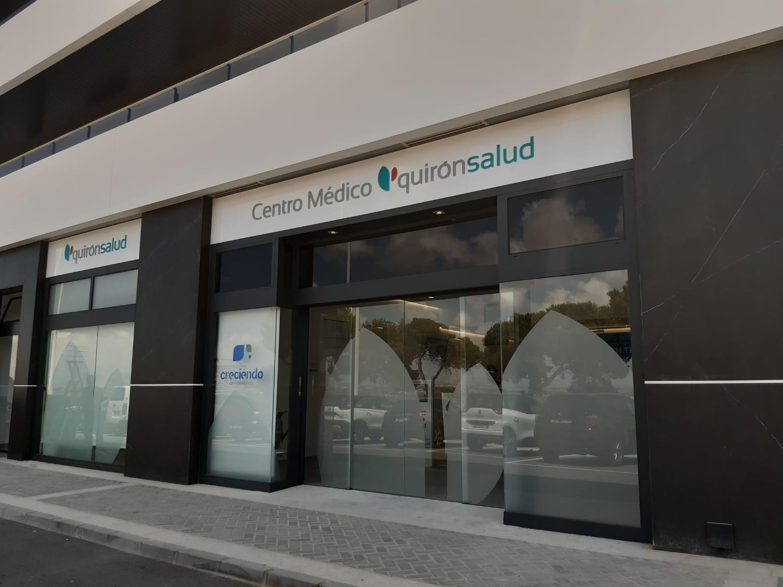 Centro Médico Quirónsalud Gran Alacant
