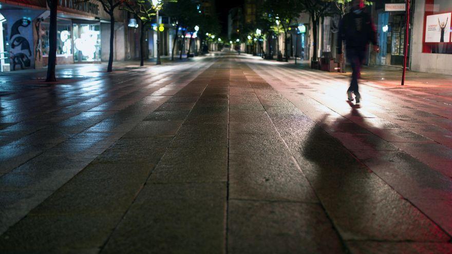 Curfew Valencia