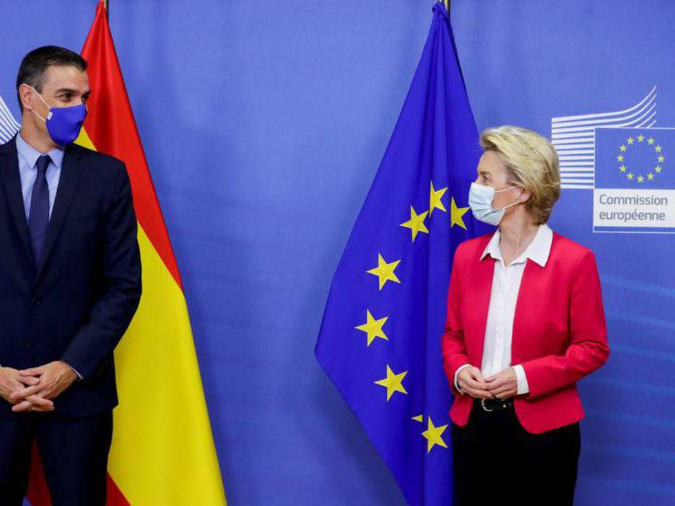 Eu Funding Key For Spain's Economy