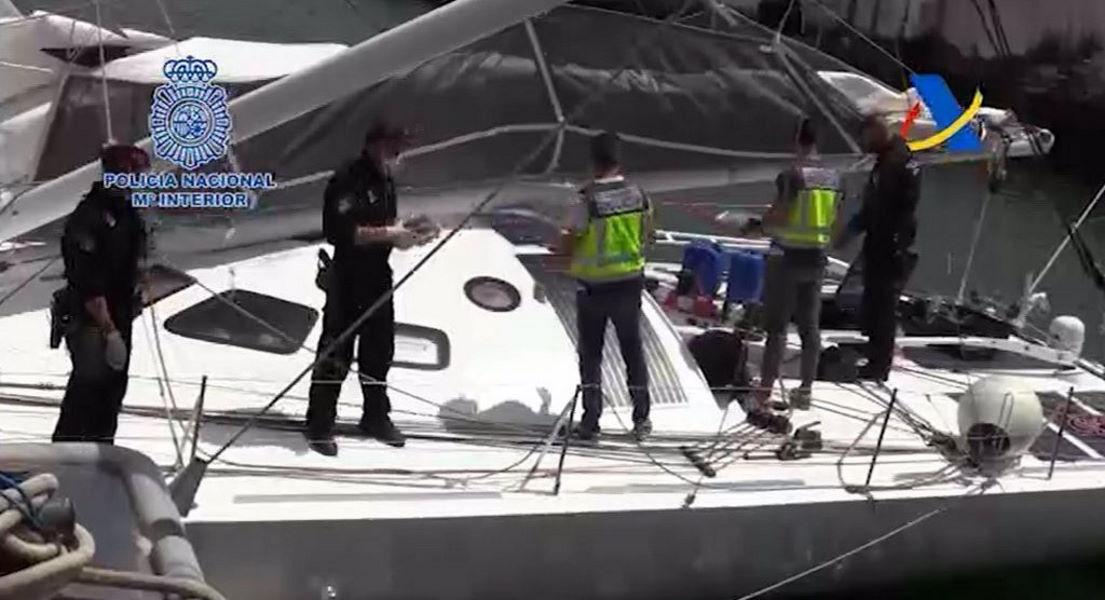 Yacht Bust