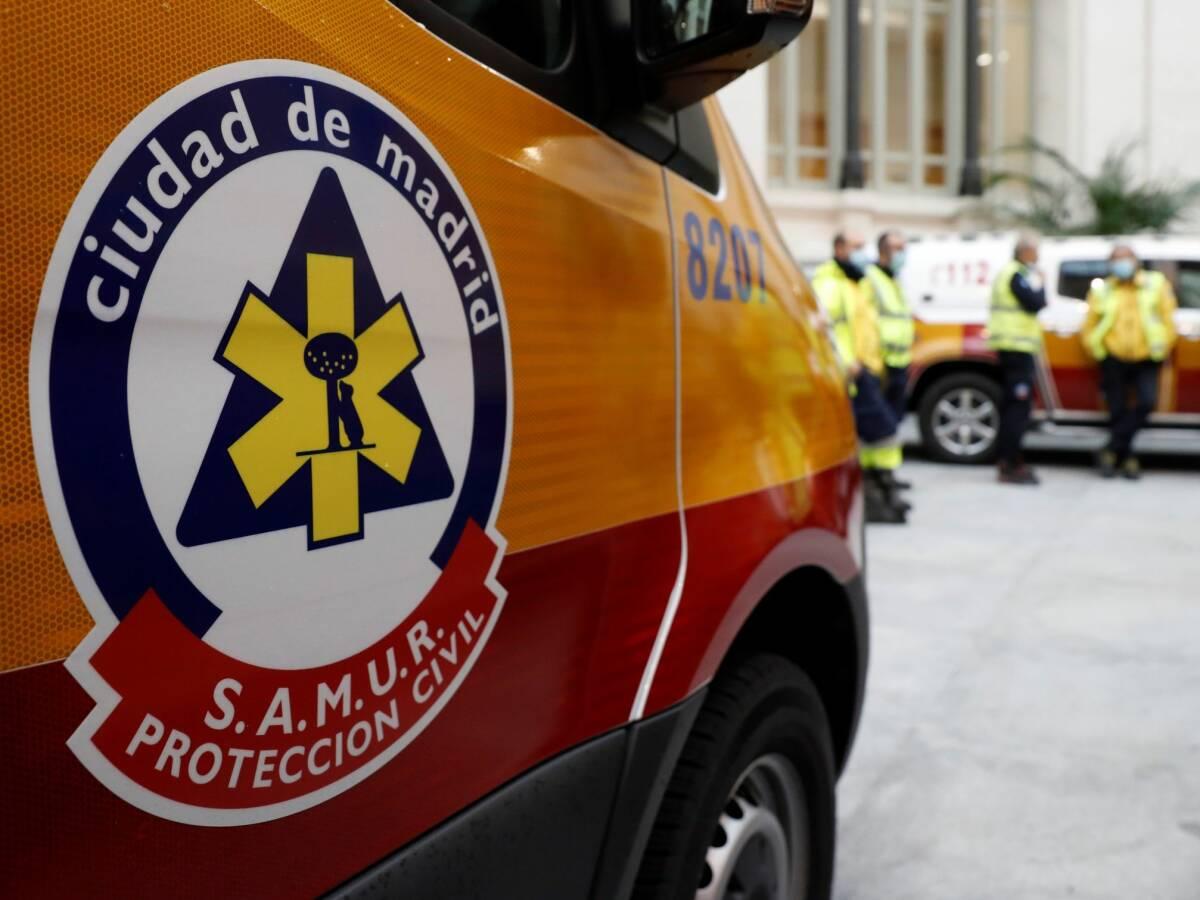 20 Year Old Dies In Madrid